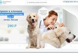 Ветеринарная клиника на улице Александра Матросова - ветклиника Барс