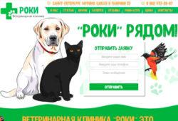 Ветеринарная клиника на улице Шоссе в Лаврики - ветклиника Роки