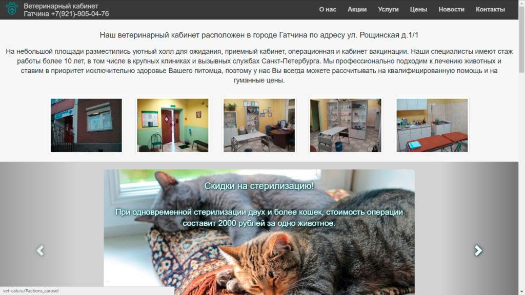 Ветеринарная клиника на Рощинской улице - ветклиника